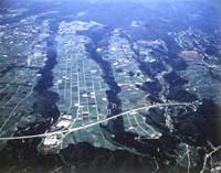 画像:赤城村航空写真2